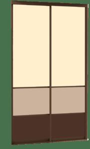 раздвижные двери оракал