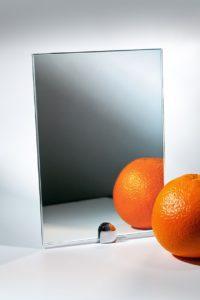 зеркало серебро для дверей-купе