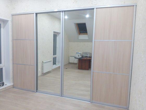 двери для встроенного шкафа