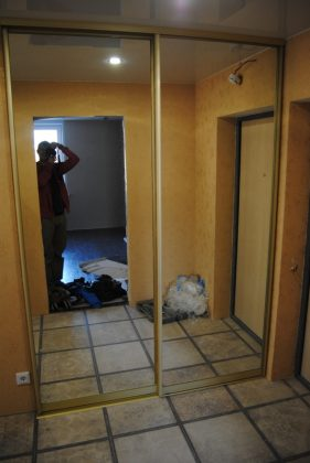 двери-купе с зеркалом нижний новгород